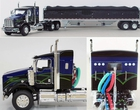 DCP blue Kenworth 33946
