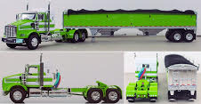 DCP lime Kenworth 33962