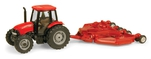 Farmall 90 with mower  14727