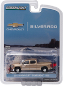 Greenlight 2015 Silverado snow plow