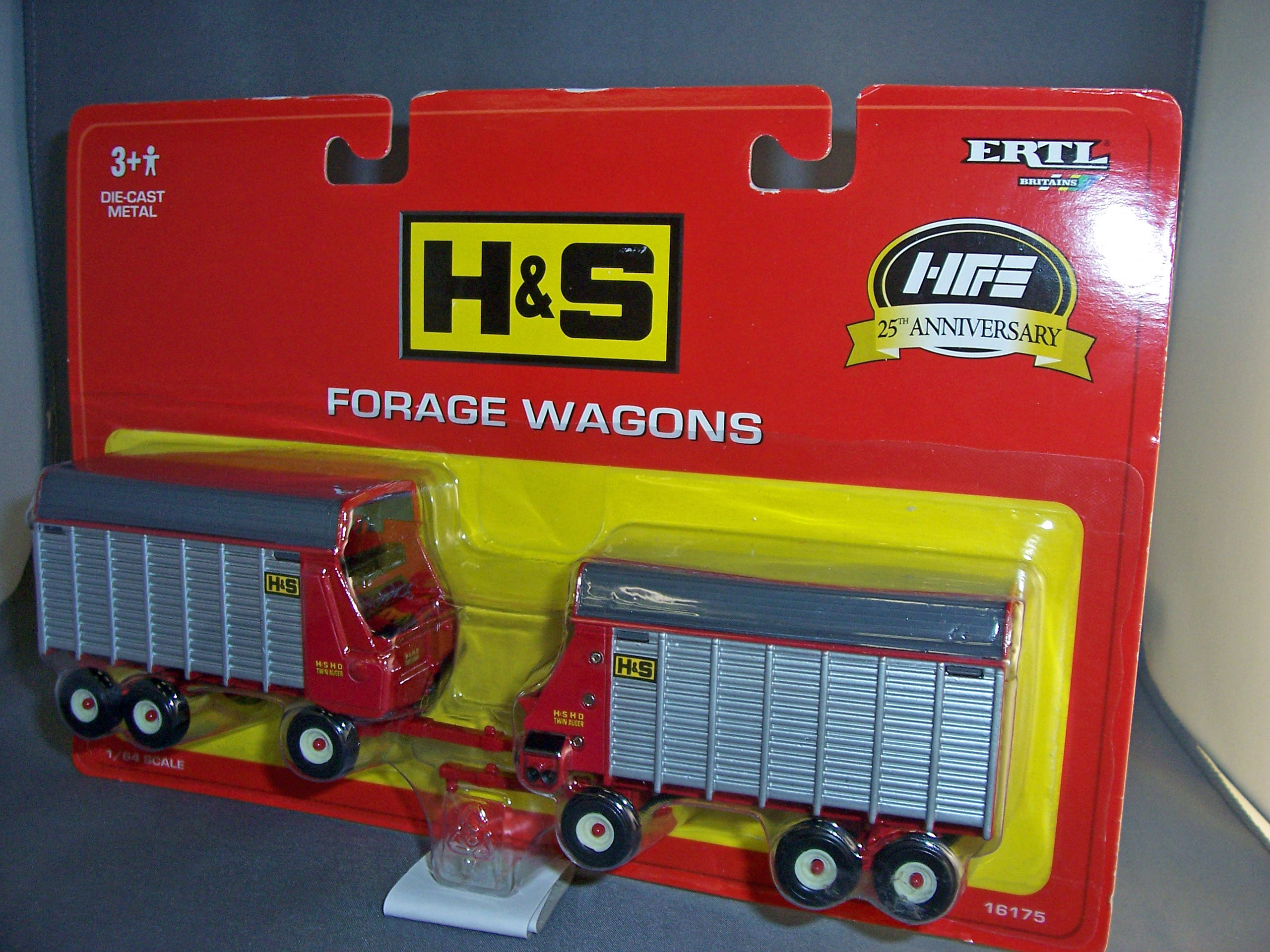 H S wagons