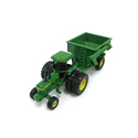 JD 4430 with cart