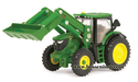 JD 6210 R with loader