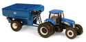 NH T8040 grain cart   13772