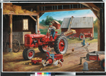 puzzle farmall friends